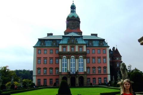 Zamek Książ Poland