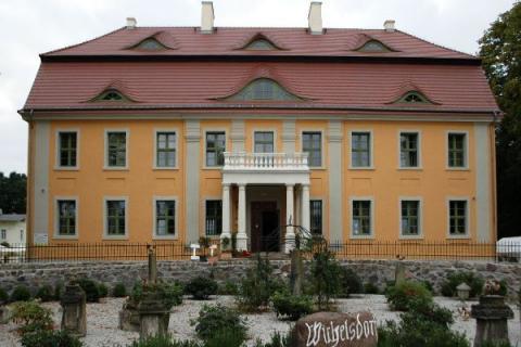 Pałac Wiechlice Polska