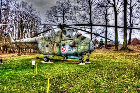 Drzonów military museum Poland