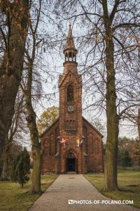 Będów kościół