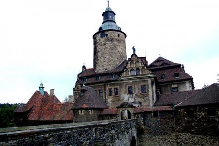 Czoch Castle Poland