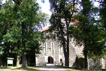 Grodziec zamek Poland