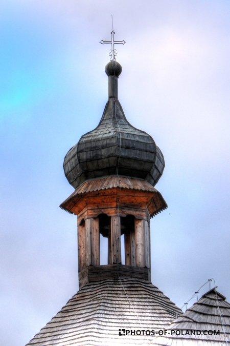 Bliżyn: Chapel of St. Sophia