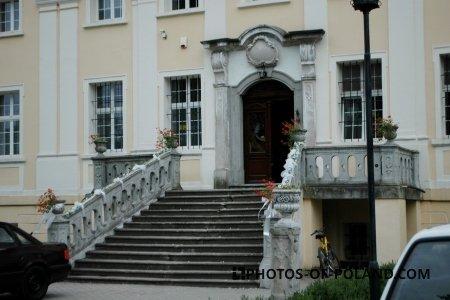 Palace in Henryków