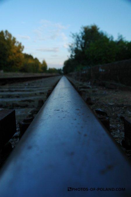 Jasień: stacja kolejowa