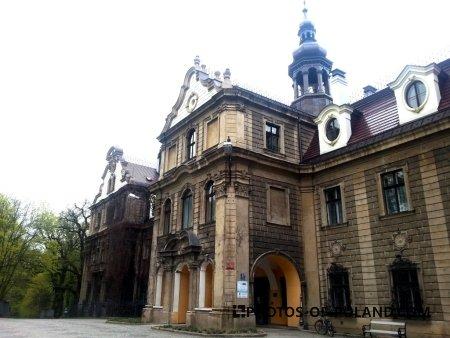 Castle Moszna