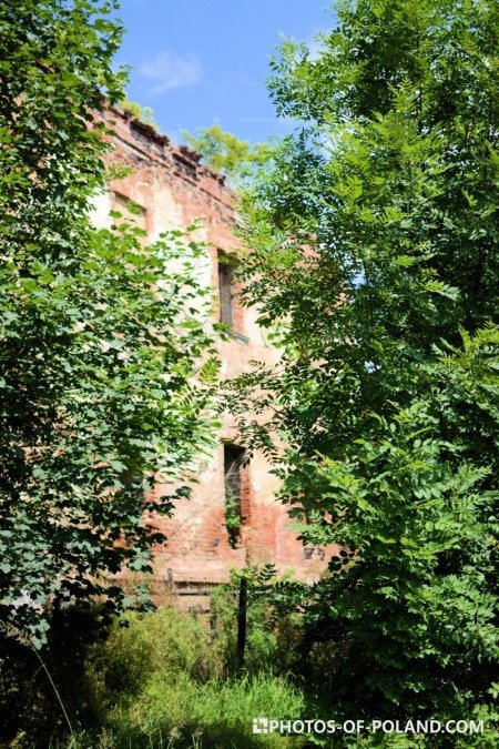 Otyń: The ruins of a Gothic castle