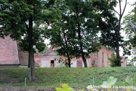 Siedlisko zamek Karolat Polska