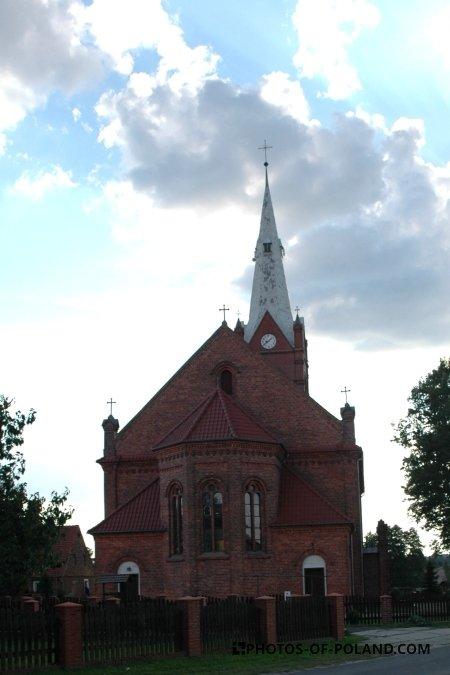 Złotnik: Kościół