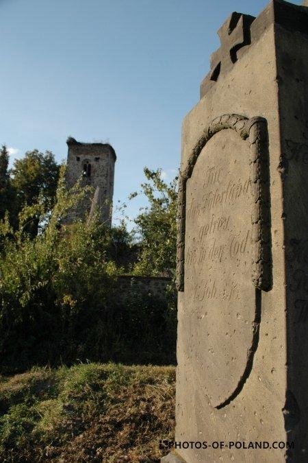 Złotnik: Pomnik niemiecki