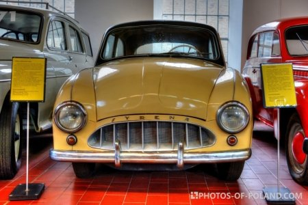 Museum in Chlewiska Most popular cars