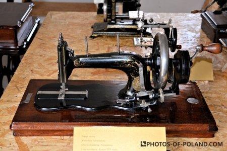 Maszyny do szycia w Chlewiskach