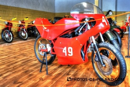 Chlewiska: Motorisation museum