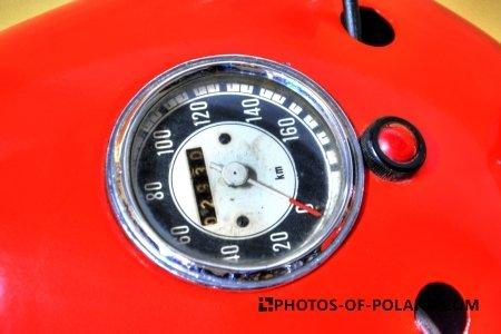 Chlewiska: Motorisation museum: Jawa