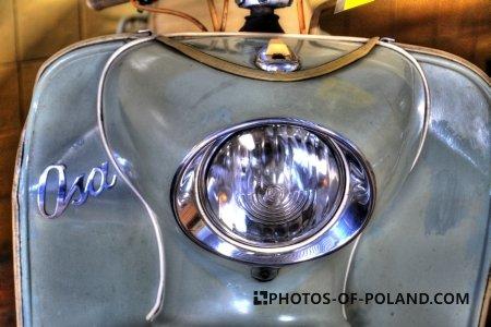 Chlewiska: Motorisation museum: WFM M52 Osa 1963