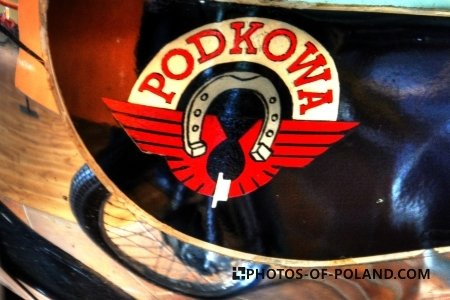 Chlewiska: Motorisation museum: Podkowa 1939