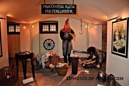 Muzeum tortur w Zielonej Górze