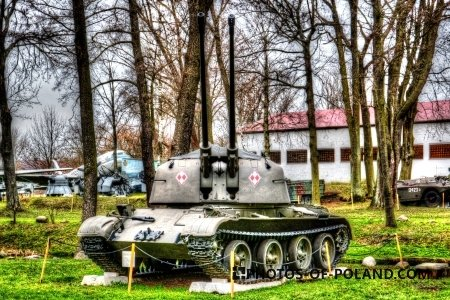 Lubusz military museum