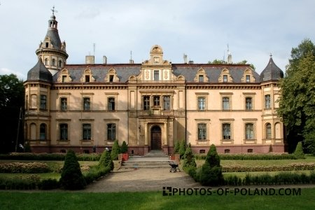 Pałac w Górze