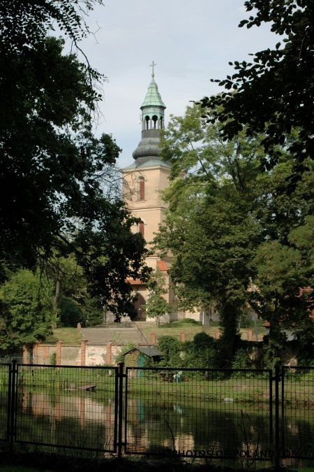 Góra: Kościół pw. Wniebowzięcia NMP