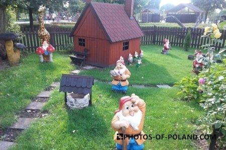 Dwarf Park in Nowa Sól