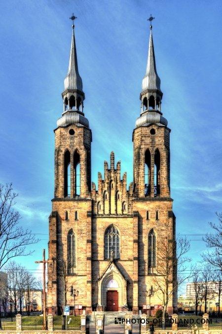 Skarżysko-Kamienna: church