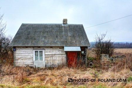 Dom na wsi w mazowieckim