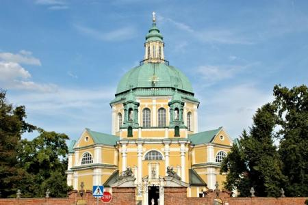 Święta Góra Sanctuary - Gostyń Poland