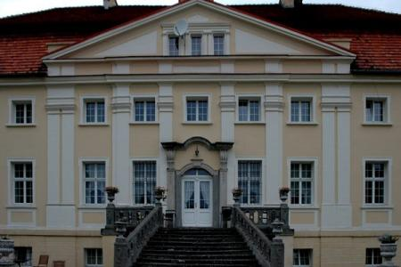 Henryków Palace Poland