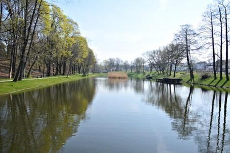 Dolina Luizy Zielona Góra Polska