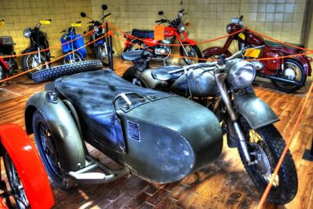 Muzeum motoryzacji Chlewiska
