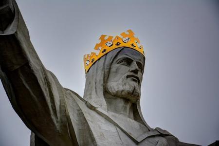 Świebodzin Pomnik Chrystusa