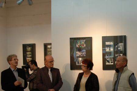 Vernissage in Żary